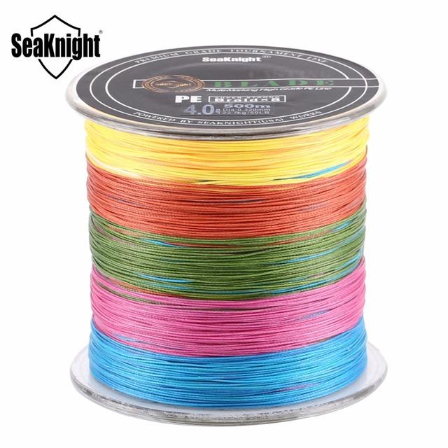 SeaKnight Blade 8 Strand Multicolor 500M