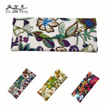 JIU ZHI XING Fashion Fold Up Sunglasses Case Women Men Glasses Box Design Eyeglasses Cases Eyewear