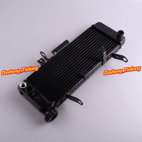 Aluminum Alloy Cooling Radiator For SUZUKI SV650 2003 2004 2005 2006 2007 /SV 650 03 04 05 06 07 Cooler System