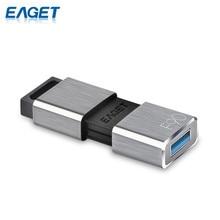 Eaget f90 original unidad flash usb 256g pen drive ultra rápido de metal mini usb 3.0 de memoria de disco de almacenamiento externo