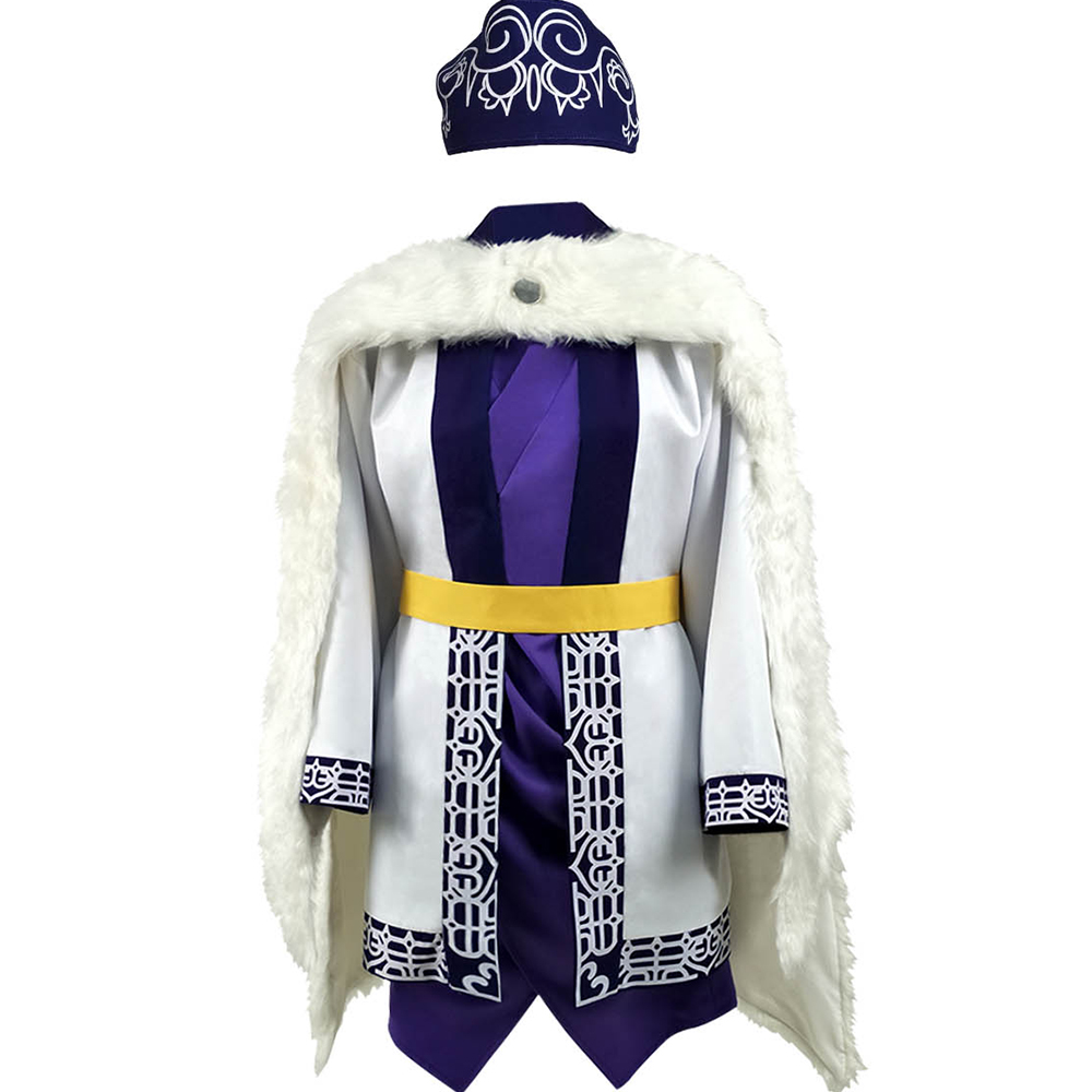 Golden Kamuy Asirpa Cosplay Costume Asirpa HinnaHinna Costume Full Set Cosdaddy