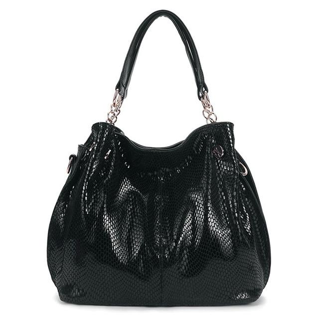 Люксовый бренд дизайнер женщин кожаные сумки серпантин мода свободного покроя большие сумки большой дамы сумки на ремне borsa донна гранде