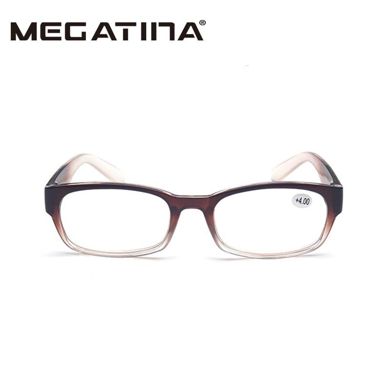 Megatina Nuevo Unisex Mujer Hombre Cómodo Gafas de Lectura Presbicia - Accesorios para la ropa - foto 3