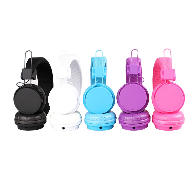 Folding Gaming Headphone Stereo Music Earphones Headset with Microphone for Mp3/iPhone/i ...