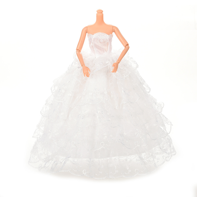Barbie long dress maxi
