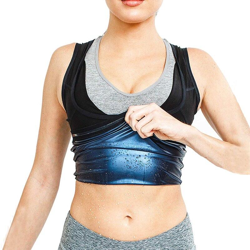 Postpartale Abnehmen Korsett Premium Workout Tank Heißer Sauna Wirkung Top bauch band Polymer Gewicht Verlust Sauna Weste Schwangere Frauen