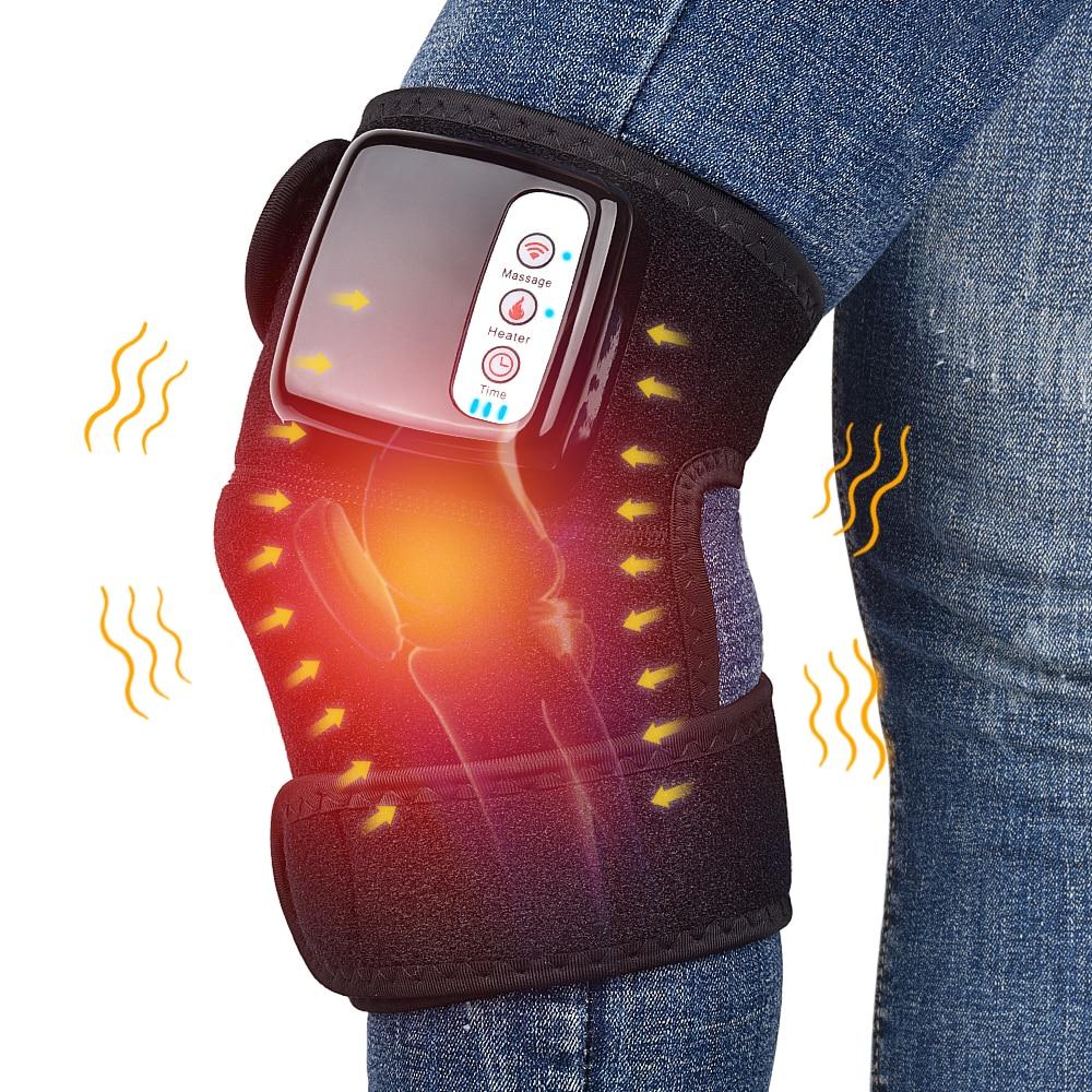 Infrarød magnetisk terapi knæmassage reumatoid knæ-8968