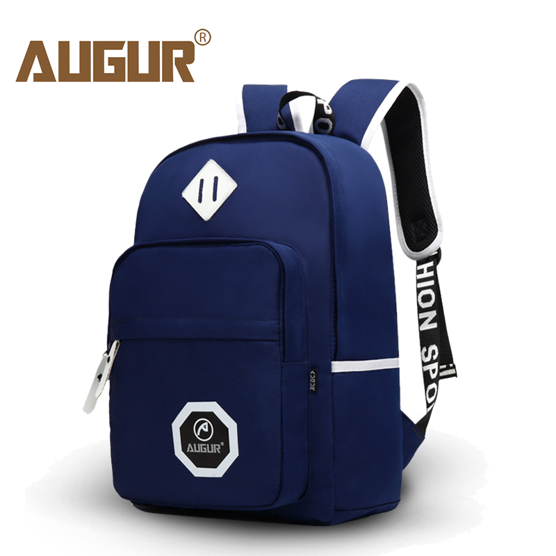 AUGUR 2017 Brand Design Men's Travel Bag Man Backpack Oxford Bags Waterproof Teenager School 14inch Computer Packsack Wholesale foru design 600d fashion backpack brand design school book bag polyester bag men computer packsack swiss outsports backpacks