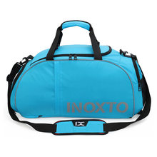 Sports Gym Bags Fitness Backpack Shoulder Bag For Shoes Travel Men Women Training Rucksack Sport Gymtas Sack(China)