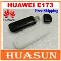 Desbloqueado huawei e173 7.2 hsdpa 7.2mbps 3g hsdpa/umts gsm/gprs/edge modem usb envío gratis