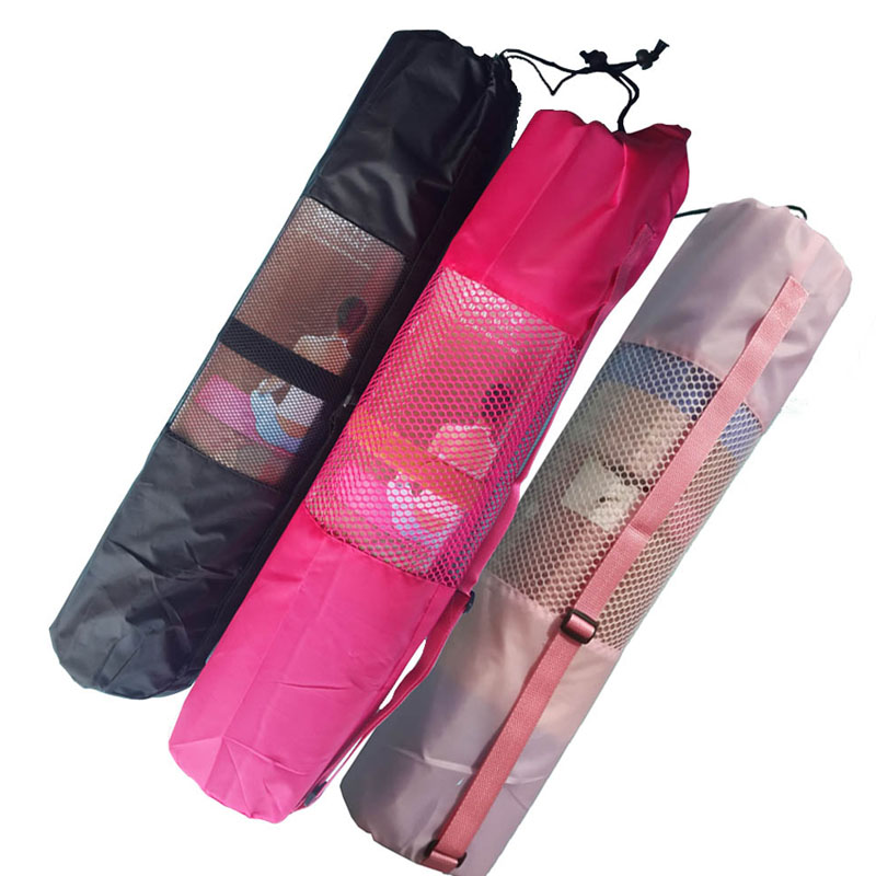 New 8MM Mesh Yoga Mat Bag High Quality Popular Portable
