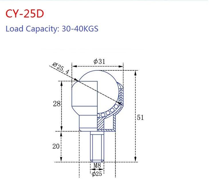 cy-25d STEEL