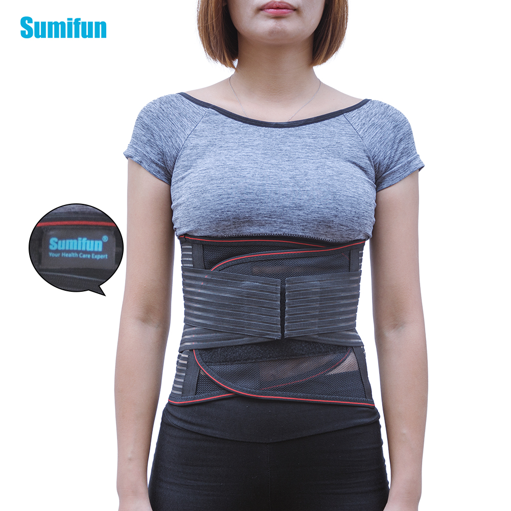 Lumbar Support Belt for Men and Women Waist Belt Lumbar Support Back Waist Support Z69401