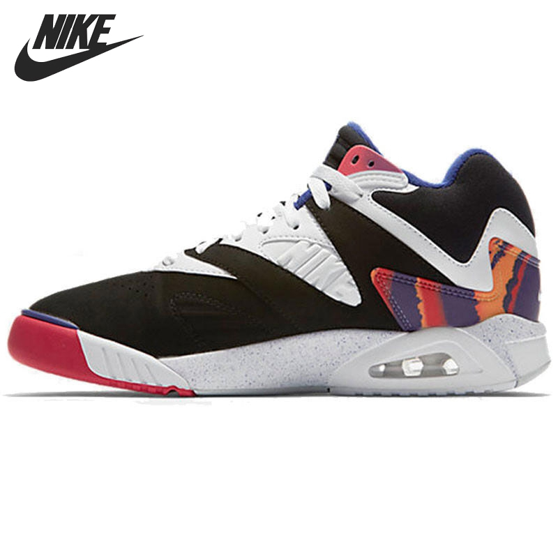 Original New Arrival 2016 NIKE AIR TECH CHALLENGE IV Men's Printed Tennis Shoes Sneakers free shipping