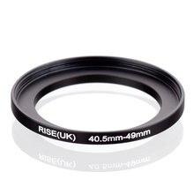 מקורי עלייה (בריטניה) 40.5mm 49mm 40.5 49mm 40.5 כדי 49 צעד עד טבעת מסנן מתאם שחור