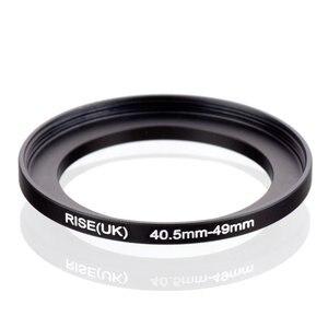 Image 1 - מקורי עלייה (בריטניה) 40.5mm 49mm 40.5 49mm 40.5 כדי 49 צעד עד טבעת מסנן מתאם שחור
