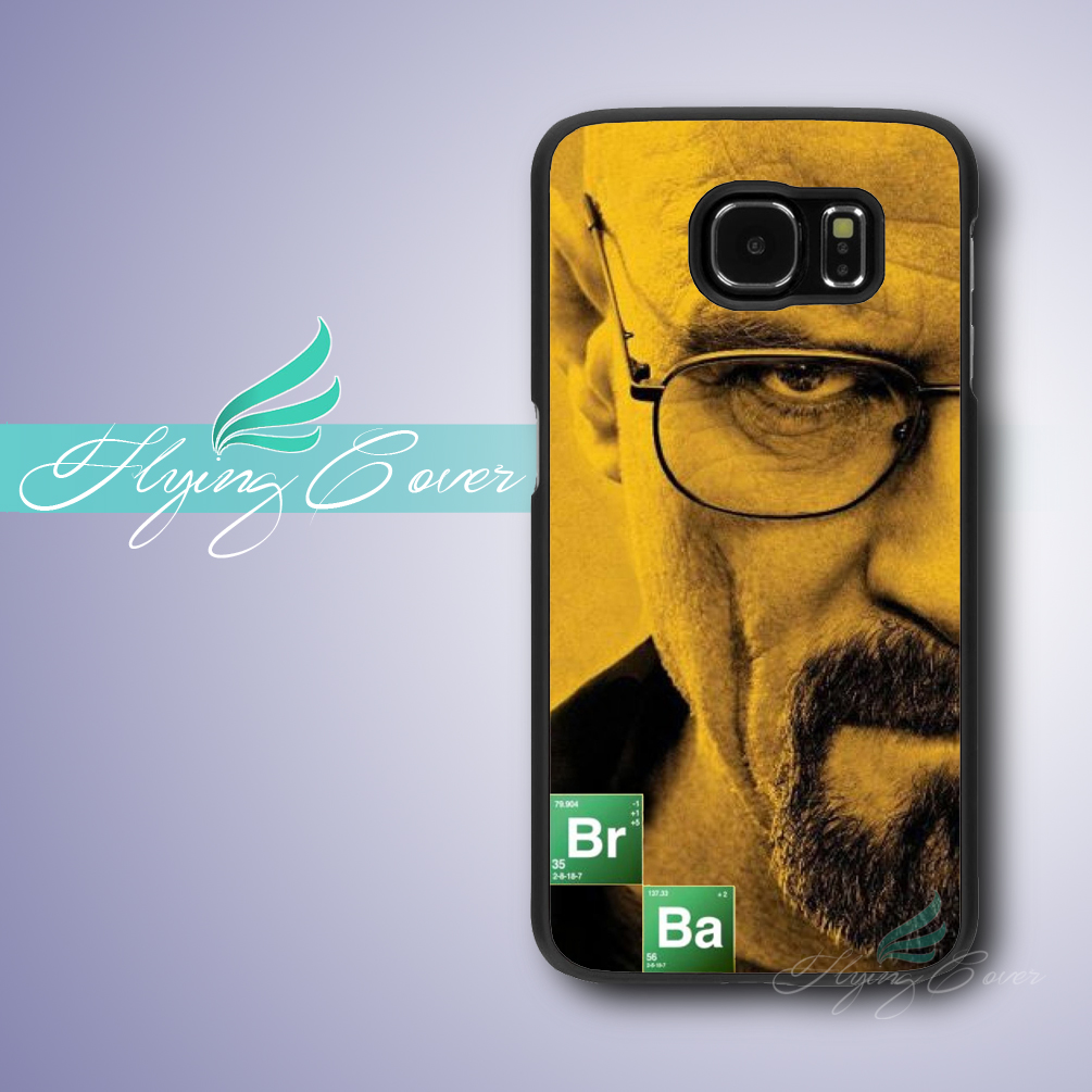Capa Breaking Bad Heisenberg Face Case for Samsung Galaxy S3 S4 S5 S6 S7 Edge Plus Case for Samsung Galaxy Note 7 5 4 3 Case. ...