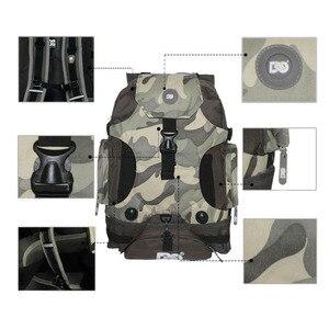 Image 4 - DC 810Dผ้าโพลีเอสเตอร์อินไลน์ความเร็ว/Slalom Roller Skatesกระเป๋าเป้สะพายหลังเดินทางCamping Camouflage Multi Functionสเก็ตกระเป๋าBB2