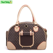 Luxury Pet Transportation Tote Bags For Small Little Dogs Carrier Outdoor Foldable Portable Carrying Chihuahua Yorkshire Handbag