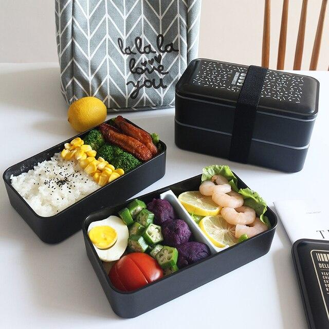 Boîte à Bento pique-nique