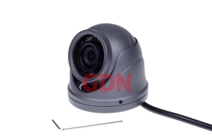 Image 4 - 700TVL 1/4 CMOS 12 LEDs Night Vision 3.6mm Lens Outdoor / Indoor Metal Waterproof Mini Dome Camera Security CCTV Cameramini dome camerasdome camerasecurity cctv camera -