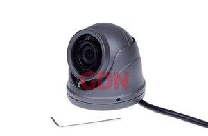 Image 4 - 700TVL 1/4 CMOS 12 Led di Visione Notturna 3.6mm Lente Esterna/Interna In Metallo Impermeabile Mini Macchina Fotografica Della Cupola di Sicurezza macchina Fotografica del CCTV