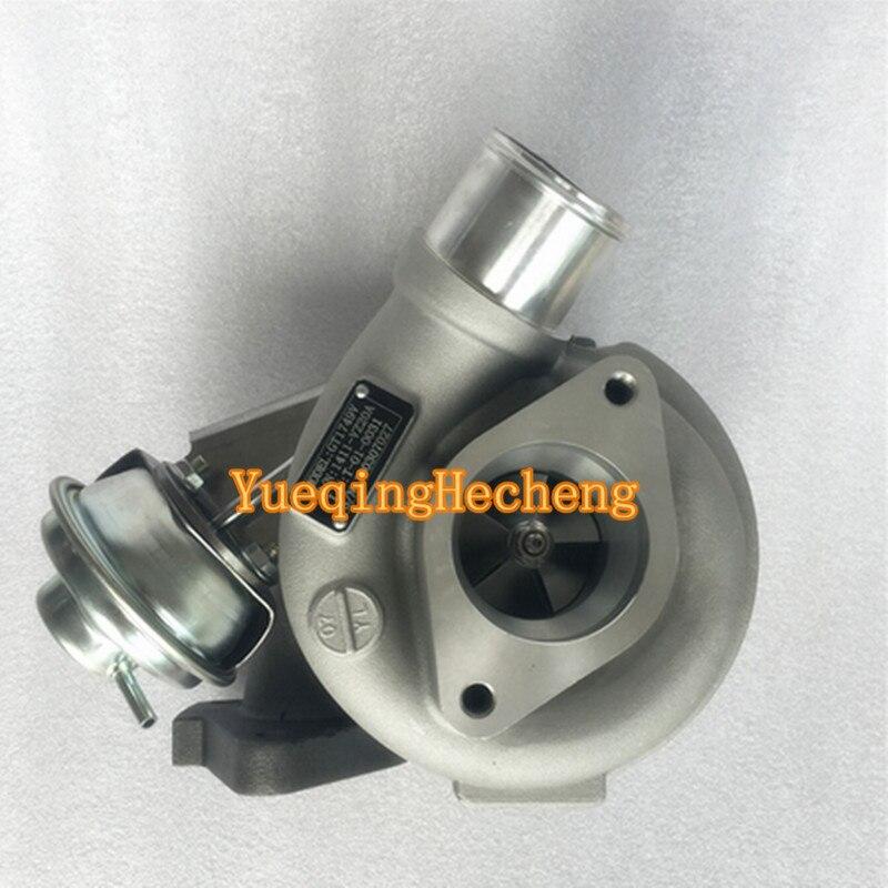 GT1749V Turbo Chargeur 14411-VZ20A 771507-0001 Turbo Pour Nissan Moteur ZD30