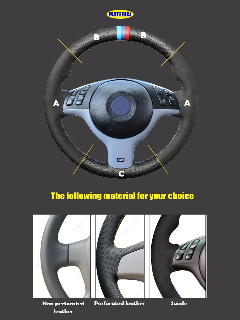 steering wheel cover for Renault Megane 2 2004 2007