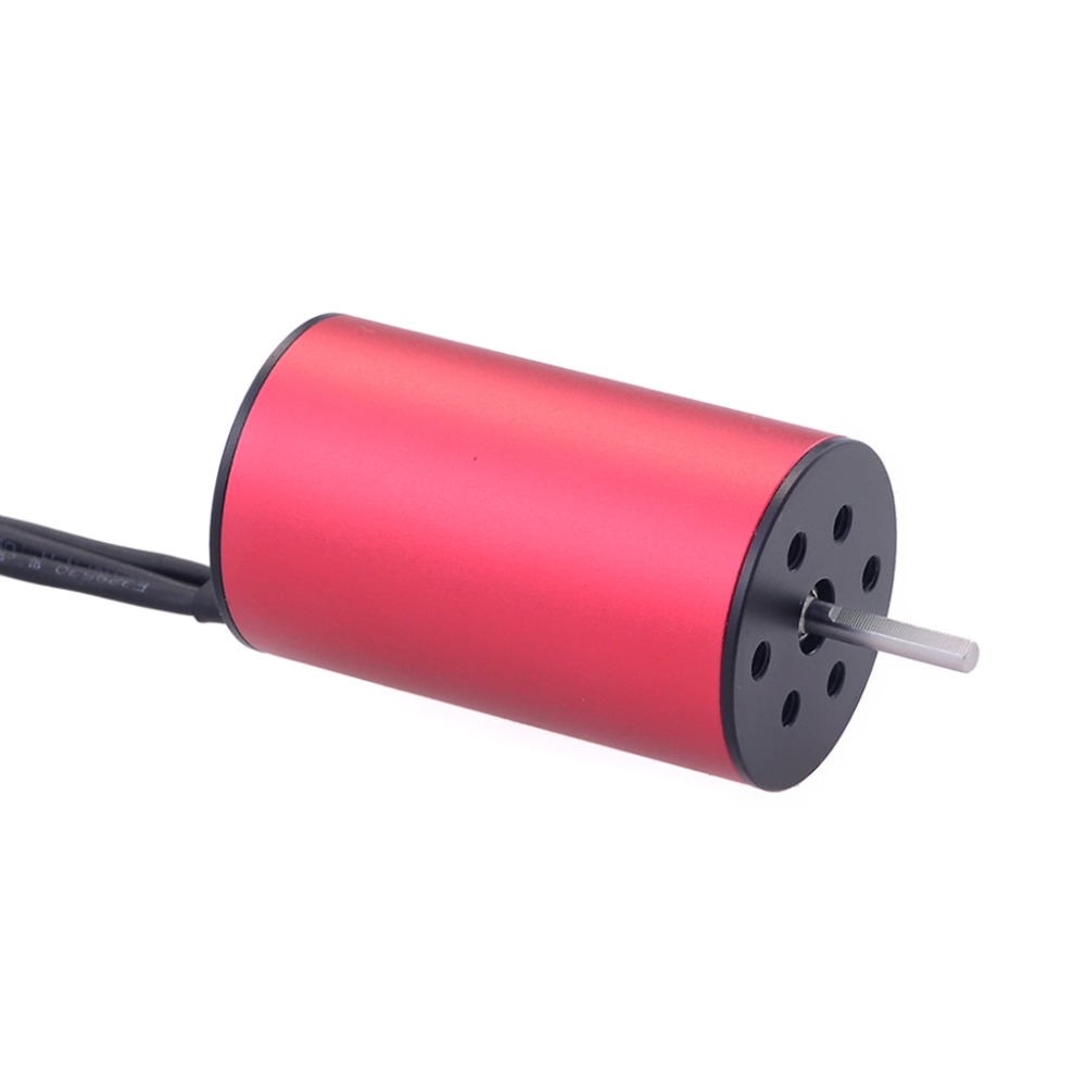 Image 5 - Waterproof 2440 2.3mm 4000KV 4600KV 6080KV Brushless Motor for Redcat Traxxas HSP 1:16 1:18 RC Drift Racing Climbing Off road-in Parts & Accessories from Toys & Hobbies