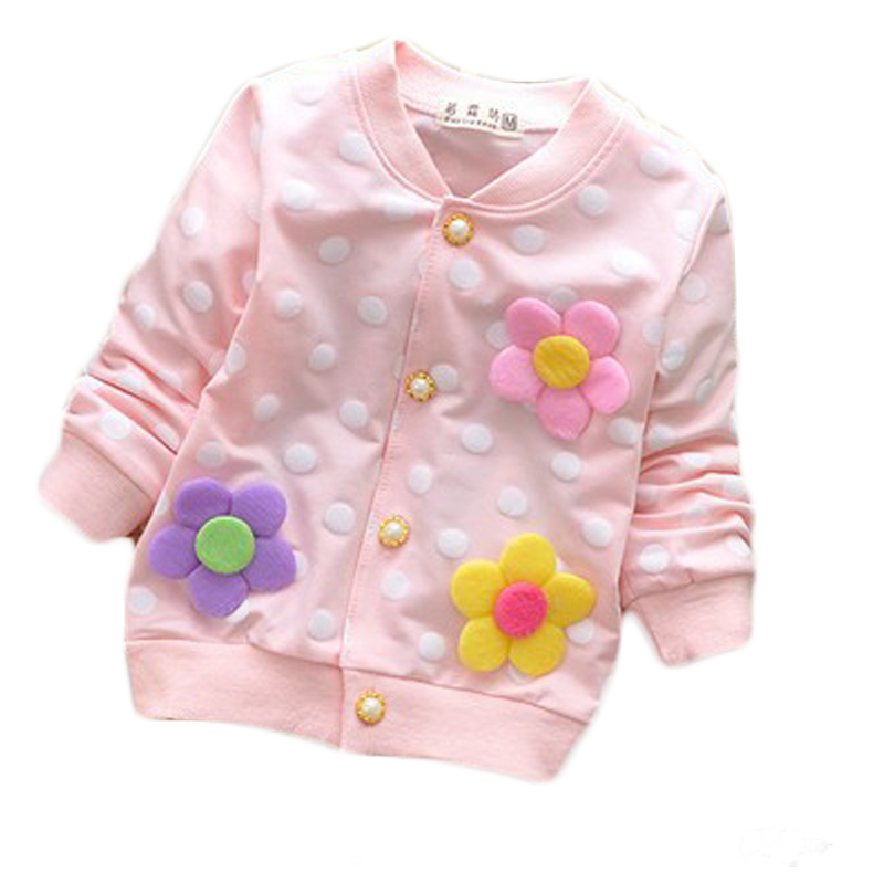 Spring-summer-cotton-baby-girls-button-long-sleeve-tee-jacket-coat-flowers-applique-dot-children-clothing-outdoor-free-shipping-3