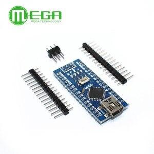 Image 1 - 100 قطعة نانو 3.0 تحكم متوافق مع نانو CH340 برنامج تشغيل USB لا كابل نانو v3.0