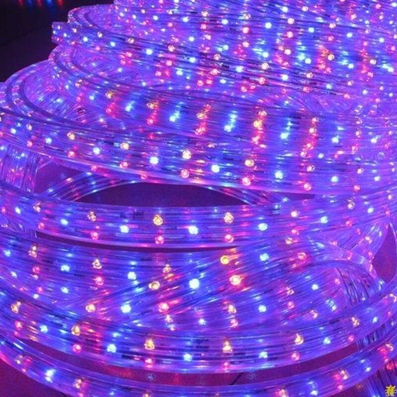 ФОТО Led strip rainbow tube flat four line 60 led line lamp ryb multicolour super bright derlook ceiling lighting