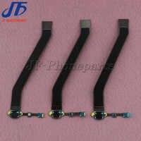 Tab3 ため P5200 充電フレックスケーブル USB dock コネクタ充電器ポート三星銀河タブ 3 P5210 50 ピース/ロット
