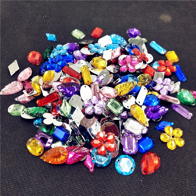 Latest Collection Of 20g Mix Style Colorful Star Heart Moon Half Abs Imitation Pearl Beads Hollow Flower Flat Back Scrapbook Craft Diy Jewelry Arts,crafts & Sewing