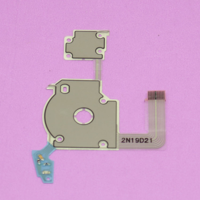 YuXi MotherBoard L Key Button Conductive Film Conducting Cable for Sony PSP 3000 PSP3000 ...