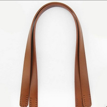 DIY bag handle Genuine Cowhide leather handmade handbag Belt Leather strap 60cm 1 9CM
