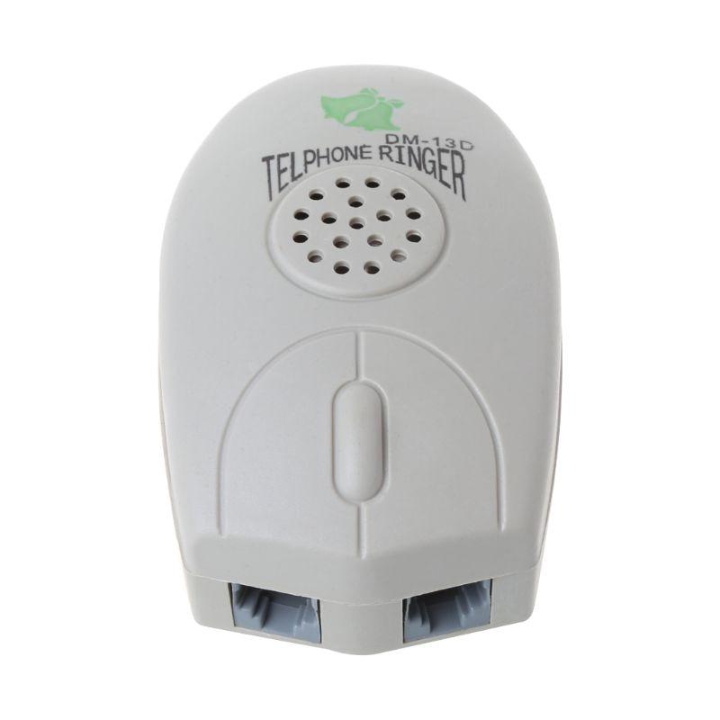 Verstärker Festnetz Telefon Glocke Ringer Extra Laut Telefon Ring Für Die Alten Ältere Elegante Form