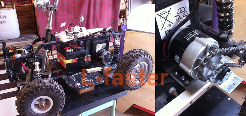 Diy Electric Bicycle Motor Images