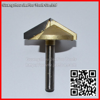 6*32*120Degree  3D V-Type Cuter V Bits For Engraving Tool Machine/ CNC Tools For Wood