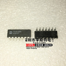 Send free 10PCS CA3146E  DIP-16   New original hot selling electronic integrated circuits