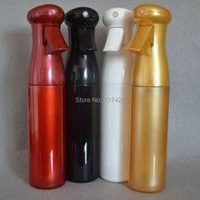 250 мл салонная бутылка с распылителем воды для волос для красоты, для парикмахерских, тонкая бутылка с распылителем воды, непрерывная бутылка с распылителем, contin-u-spray