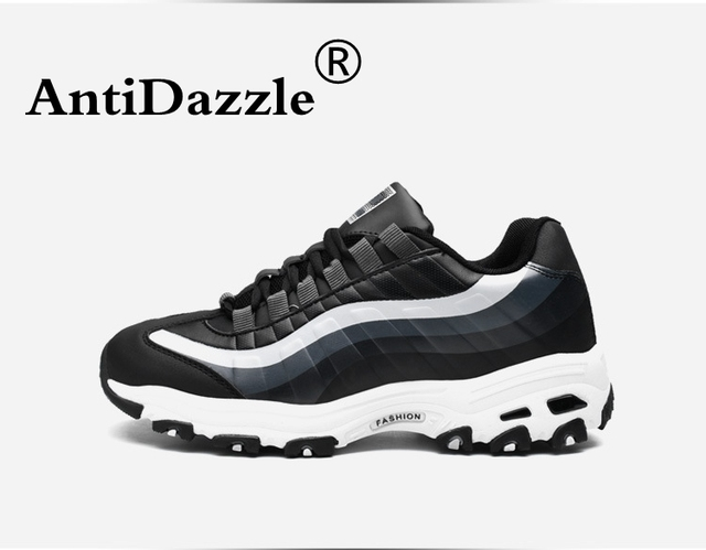 Antidazzle 2017 Women Men Sneakers Shoes Autumn/Winter Athletic Sports  Running Shoe For Women