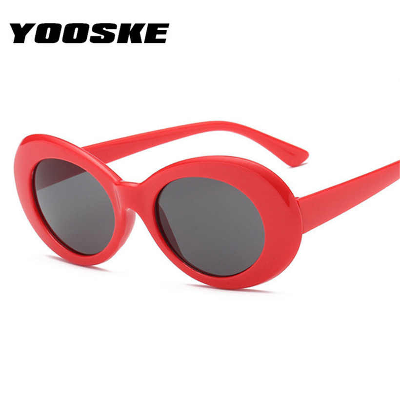 9af581062d81c ... YOOSKE Women Men fashion NIRVANA Kurt Cobain Sunglasses Clout Goggles  Female Male Sun Glasses Oculos Kurt