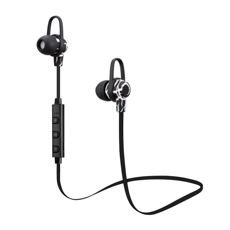Wireless Bluetooth Headset V4.0 Sports Earphone Gym Headphone with Mic Earbuds Universal for iPhone7 plus Xiaomi Mobile Phone PC mini bluetooth earphone smallest wireless headset earbuds with 6 hour playtime car headset with mic for iphone android phone