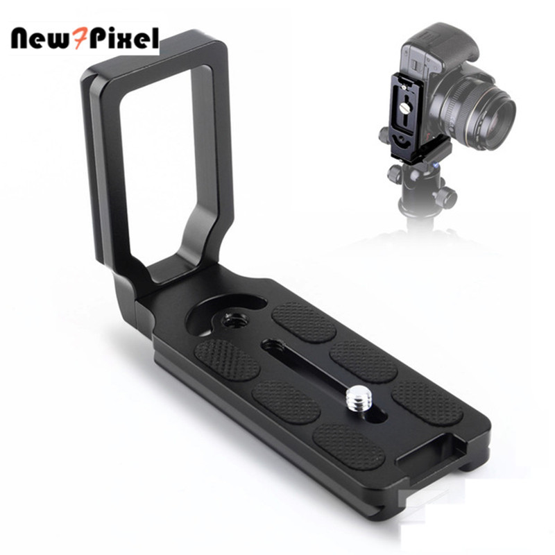 New Quick Release L Plate Bracket Grip For Canon EOS 1200D 760D 750D 700D 650D 600D 70D 60D 5Ds 6D 7D 5D Mark II/III SLR Camera