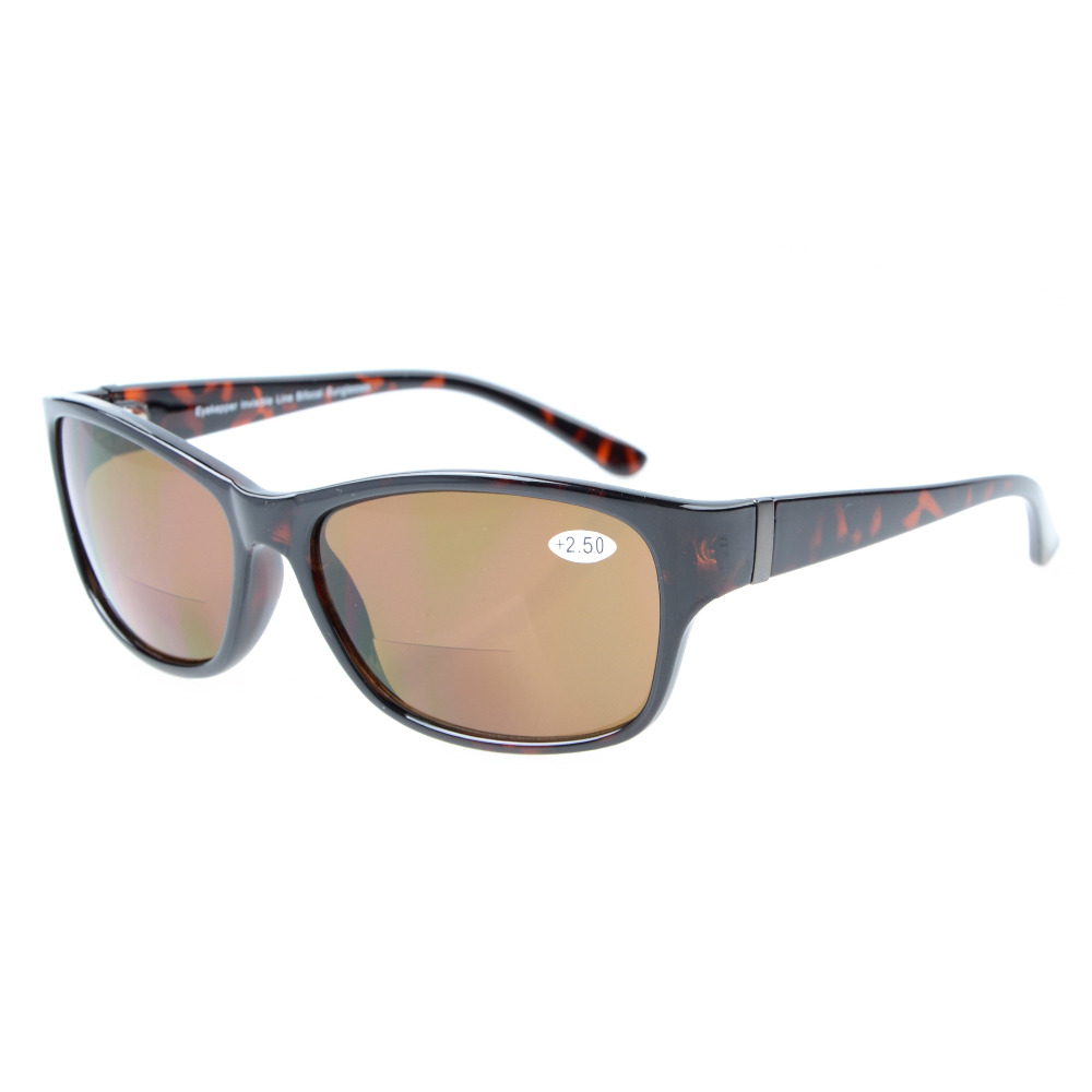 Image 2 - 821 Bifocal Eyekepper Bi Focal SunReaders Fashion Bifocal Sunglasses +1.0/+1.5/+2.0/+2.5/+3.0-in Men's Reading Glasses from Apparel Accessories