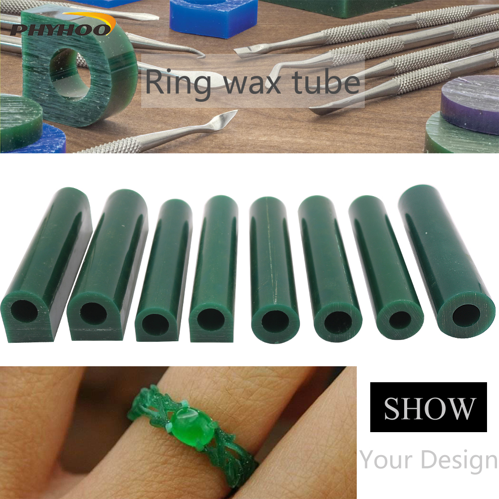 Ring Wax Tube Jewelry Ring Design From The Model Wax Jewelry Making Tools