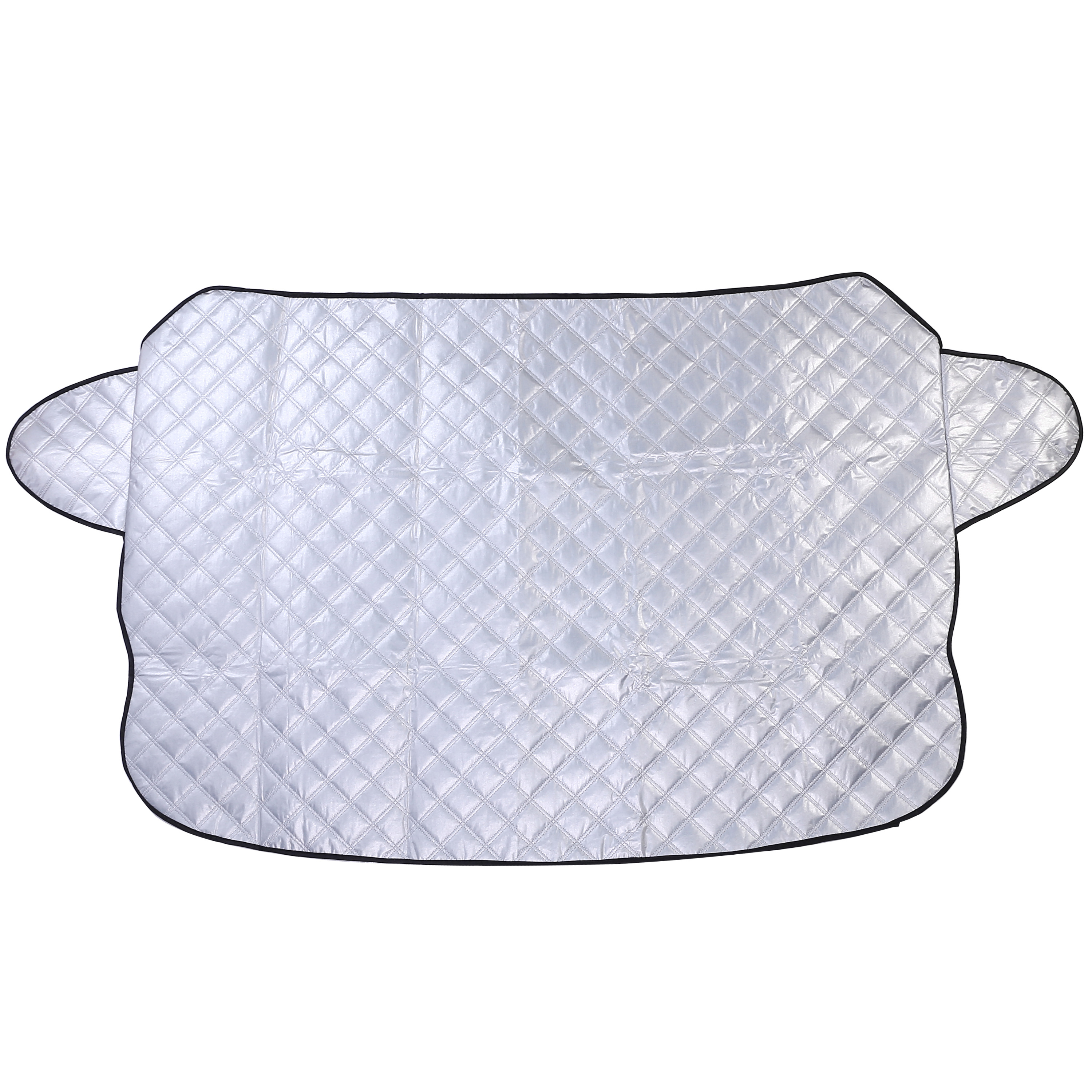 100*147CM Car Exterior Protection Snow Blocked Car Covers Snow Ice Protector Visor Sun Shade Windshield Cover Block Shields