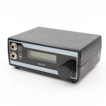 1Pro Digital LCD Power Tattoo Supply Black Cheap Tattoo Power Supply Light Weight Power Supply TP-109