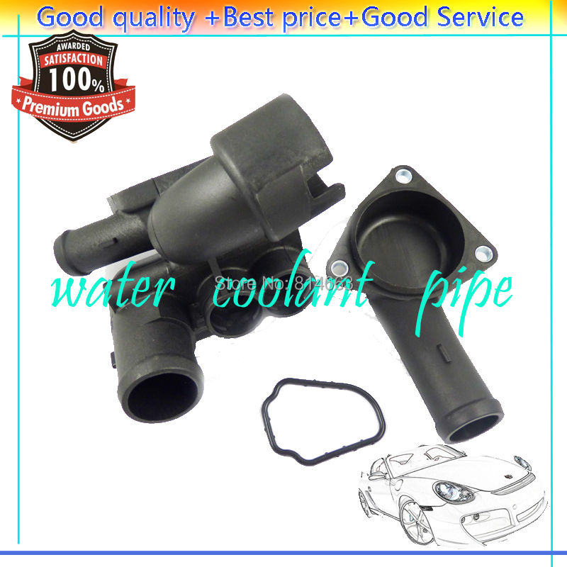 Isance Coolant Water Pipe Hose Thermostat Housing 022121117c Rhaliexpress: 2001 Vw Golf Thermostat Location At Elf-jo.com